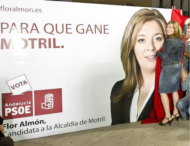 """Flor Almón (PSOE) : """"Para que gane Motril"""""""
