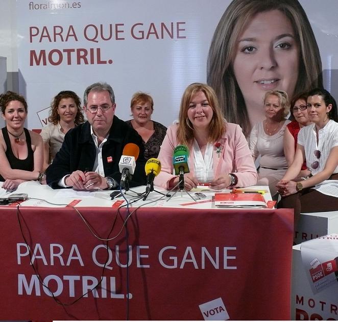 El PSOE presenta un programa electoral que da prioridad a la creación de empleo, la mejora de los servicios municipales