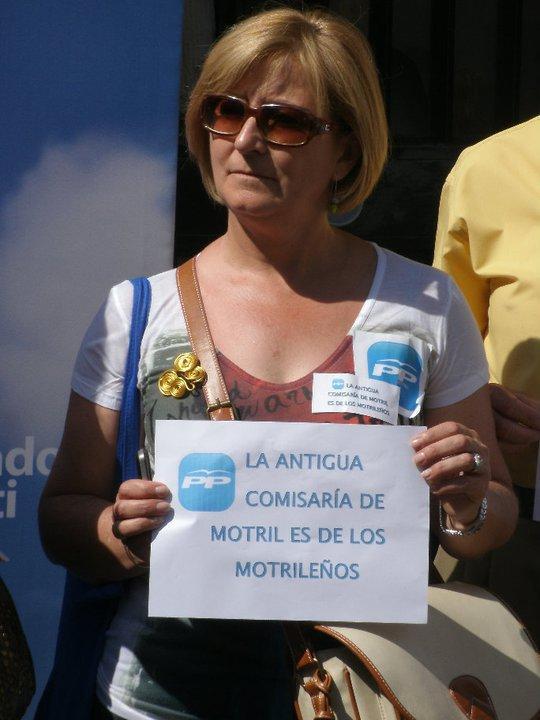 """""""La antigua comisaría es de Motril y de los motrileños"""""""