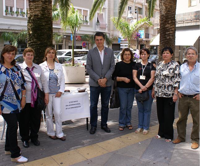 El Ayuntamiento de Motril se suma al Día Internacional de la Fibromialgia