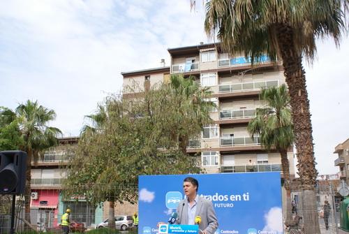Carlos Rojas propone unir la zona norte con la sur a través de un eje vertebrador