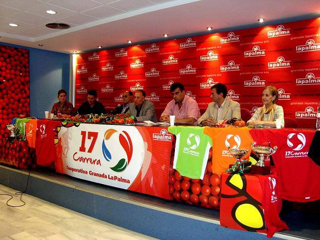 La Carrera de la Palma celebra este sábado su XVII edición en los alrededores de la cooperativa