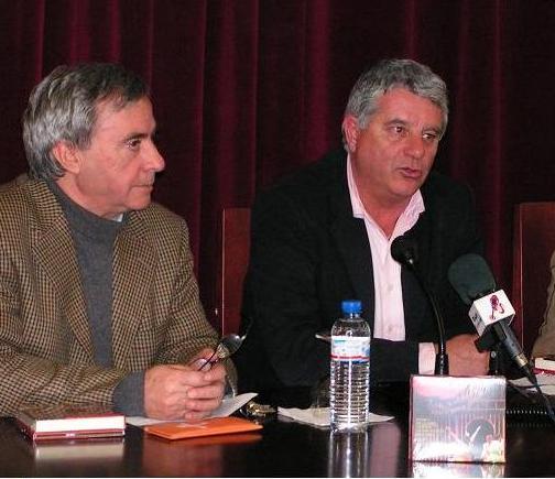 Ha muerto el escritor y director de teatro Angel Cobo que residía en Salobreña