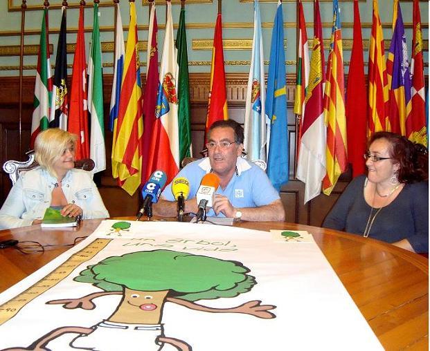 El Bosque de la Vida volverá a congregar a medio centenar de familias en la Charca de Suárez