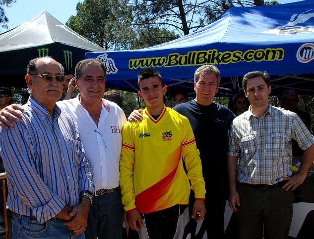 Motril fue la sede del descenso MTB este fin de semana con la celebración del Open de España