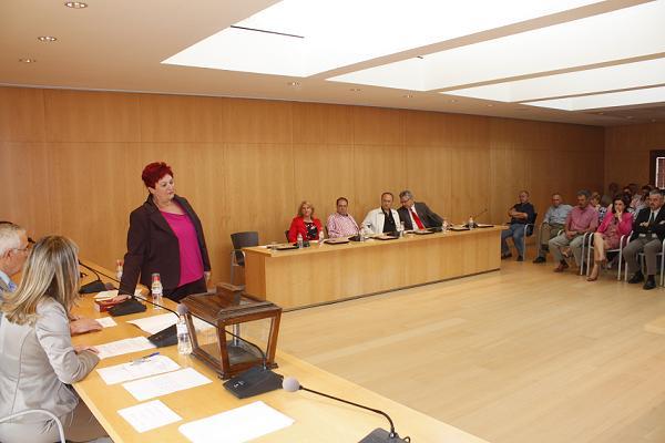 En Órgiva gobernará María Angeles Blanco (PSOE) una vez más. Ha sido el partido más votada