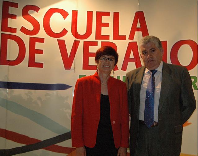 El fiscal jefe de Menores de Andalucía abre el ciclo de conferencias de la XVI Escuela de Verano de Bienestar