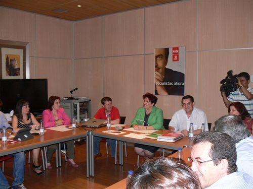 El PSOE abre expediente al grupo municipal y a la Agrupación Local de Almuñécar por facilitar al PP la Alcaldía