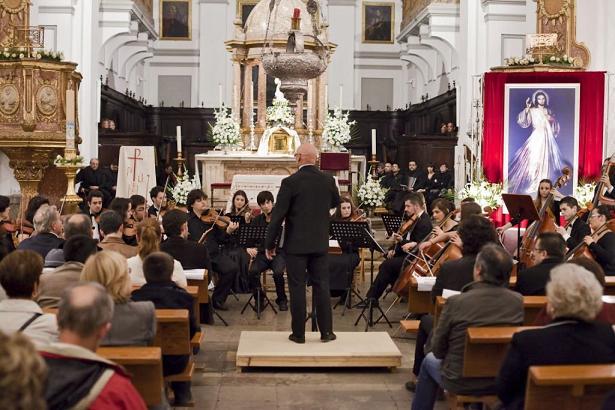 La Orquesta Provincial de Juventudes Musicales de Granada actuará el sábado en Motril