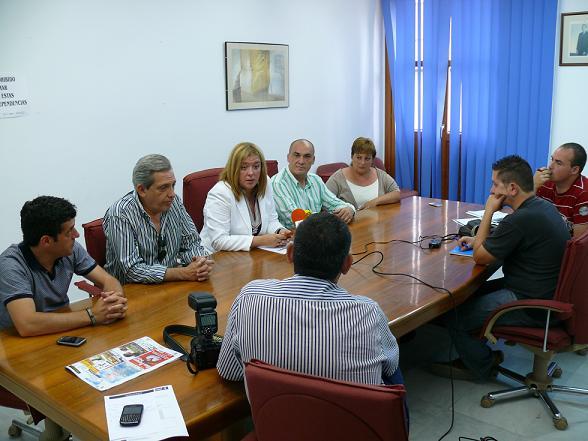 El PSOE de Motril estructura el trabajo de los concejales para hacer una oposición constructiva y rigurosa
