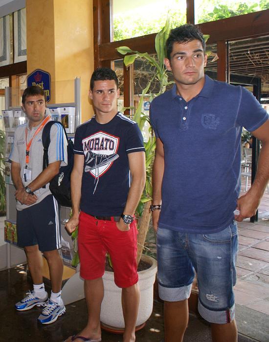 """El Clinic del Campus Internacional """"Hermanos Callejón"""" reúne a los máximos representantes del fútbol base de la provincia"""