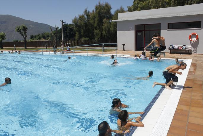 Noticias motril digital for Piscina municipal motril