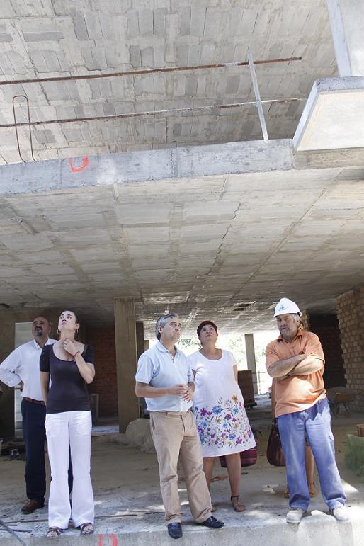 Órgiva prevé la construcción de otra veintena de VPO en Tablones