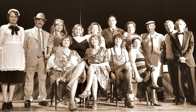 El Grupo de Teatro Mutrayil actuará en Salobreña y La Herradura