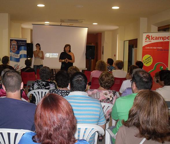 'Tardes de Cine' en el Centro de Ocio en Motril