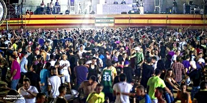 La juventud  vibró anoche con Summer Festival de Motril