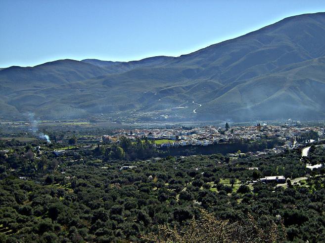 La Junta licita la redacción del proyecto de ensanche de la A-4132 desde Órgiva a Soportújar