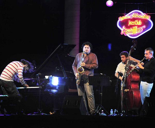 Stefano Bollani a lo grande en Jazz en la Costa