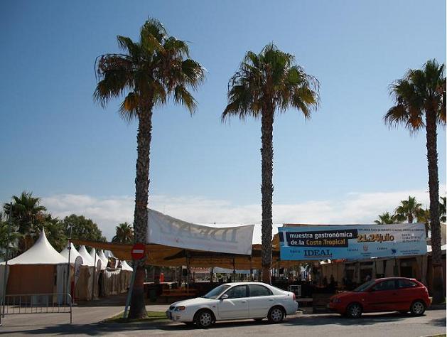 Hoy domingo finaliza la Muestra Gastronómica de la Playa de Poniente de Motril
