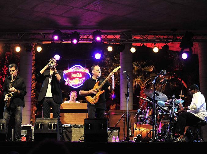 Despedida de oro en Jazz en la Costa con Deep Inner Groove