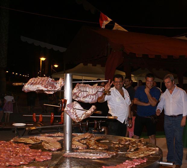 El Mercado Marinero llega a la Playa de Motril