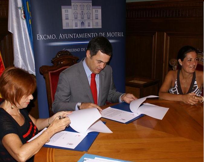 El Ayuntamiento de Motril firma un convenio para la conmemoración del primer Milenio de la Fundación del Reino Granada