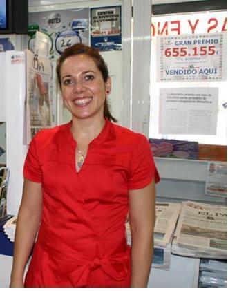 El sorteo de la Bonoloto deja más de 655.000 euros en Almuñécar