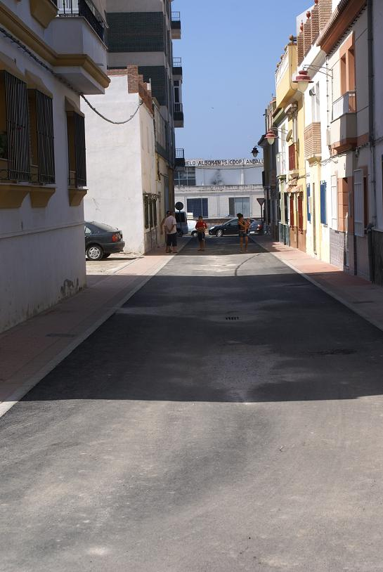 El Varadero cuenta con una regeneración integral de sus calles