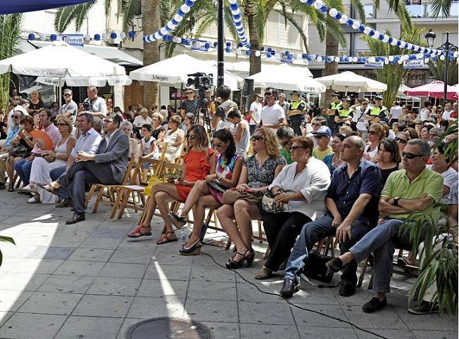 La Feria de Día de Motril desde el objetivo de Paulino Martínez Moré