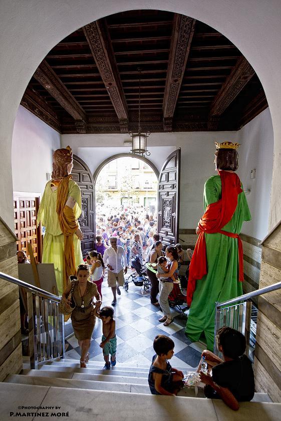 Motril despide hoy su Feria de Día