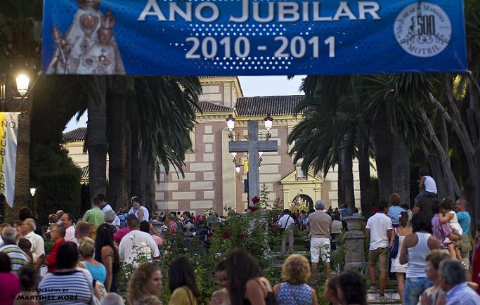 Motril se volcó con su patrona la Vígen de la Cabeza como homenaje y reconocimiento al Año Jubilar