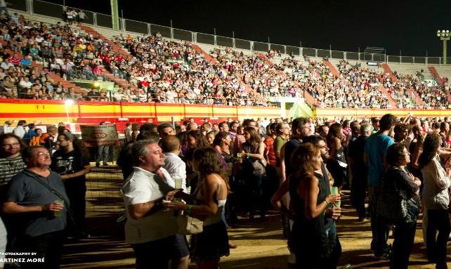 Motril convierte su Feria 2011 en todo un ejemplo de civismo y divertimento