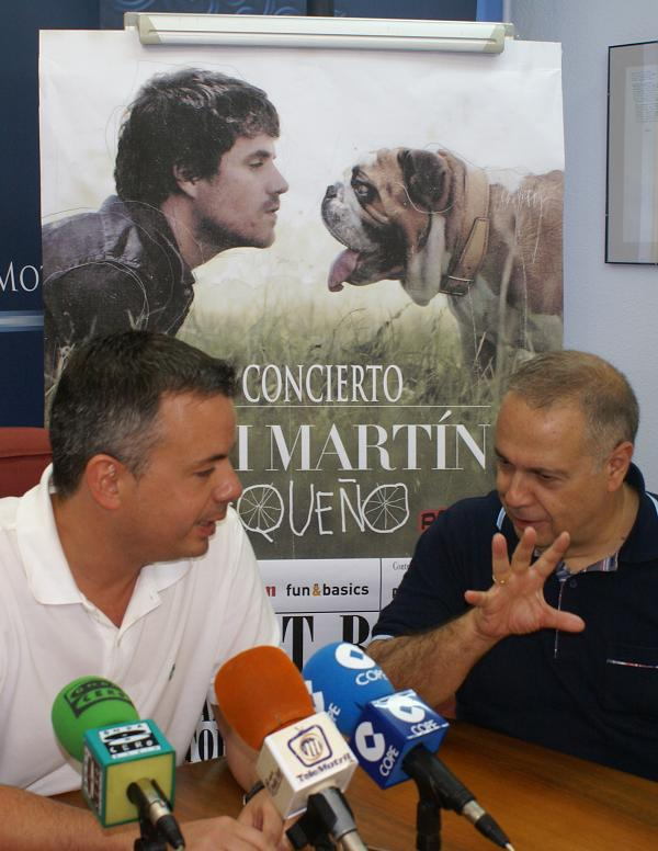 Motril acoge este sábado el espectacular montaje musical de Dani Martín