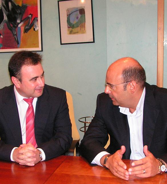 El Ayuntamiento de Salobreña y Diputación trabajarán juntos en el desarrollo de la Villa