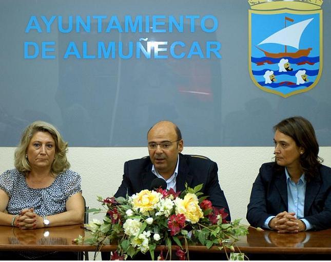 El Ayuntamiento de Almuñécar y Diputación priorizan la crisis económica y el paro en sus gestiones de gobierno