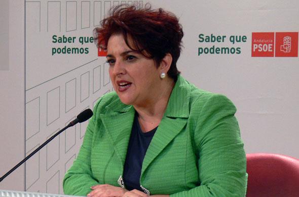 Teresa Jiménez (PSOE) valora el ´propósito de enmienda´ de Sebastián Pérez (PP)