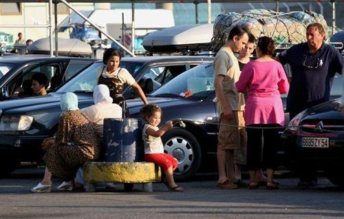 La línea marítima Melilla-Motril desde su implantación ha transportado 6.731 pasajeros 2.016 vehículos