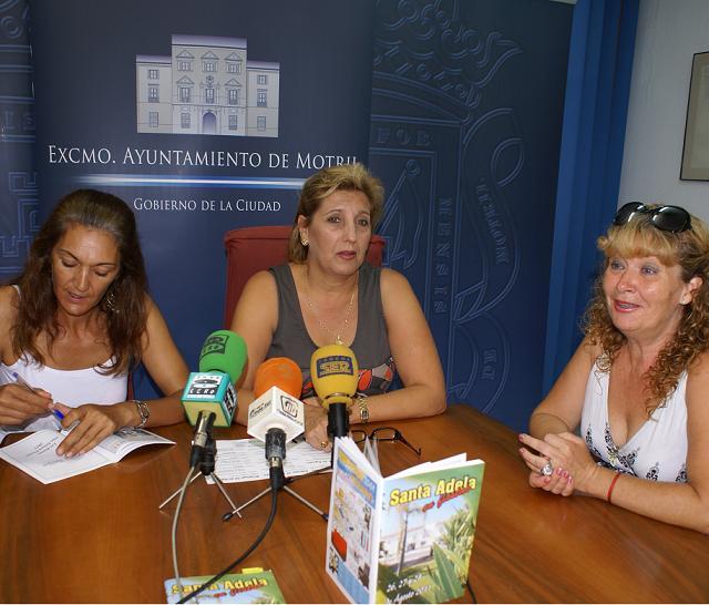 Santa Adela celebra sus fiestas con actividades deportivas, juegos populares y música