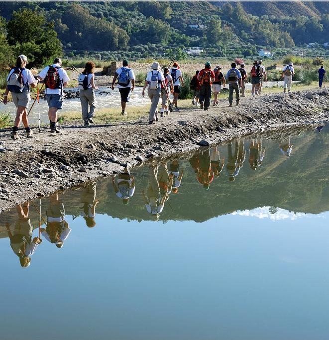 La ruta senderista del río Guadalfeo por Fernando Alcalde