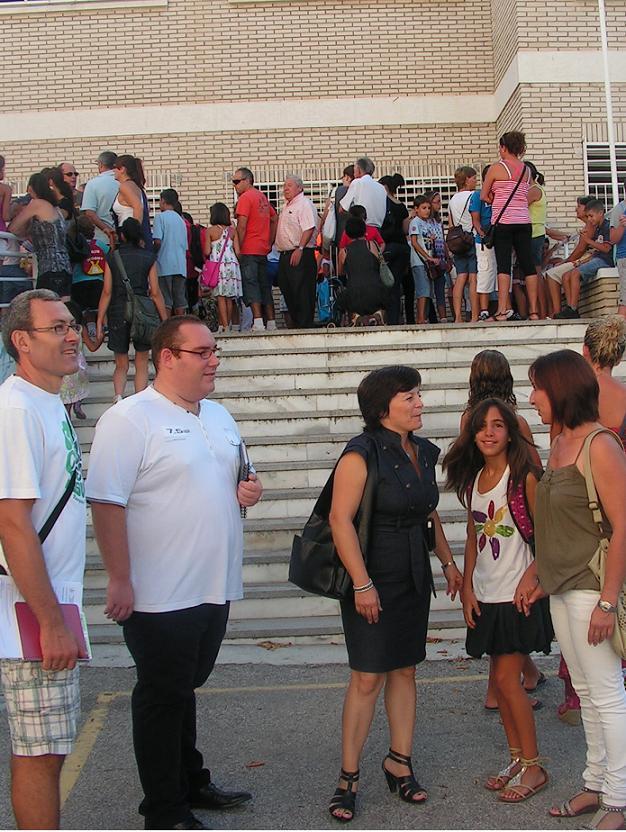 Once centros  escolares y casi 3.000 alumnos conforman el curso escolar en Salobreña
