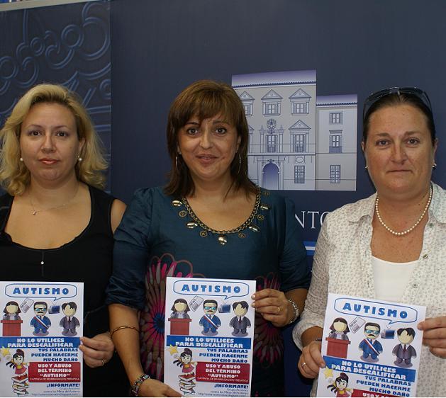 El Ayuntamiento de Motril y la Asociación Conecta ponen en marcha una campaña de sensibilización sobre el Autismo