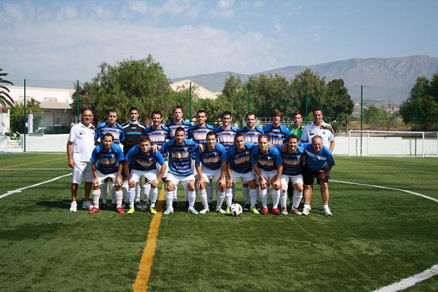 El Motril AT vence 3-0 al Villanueva Mesía en su primera jornada de liga