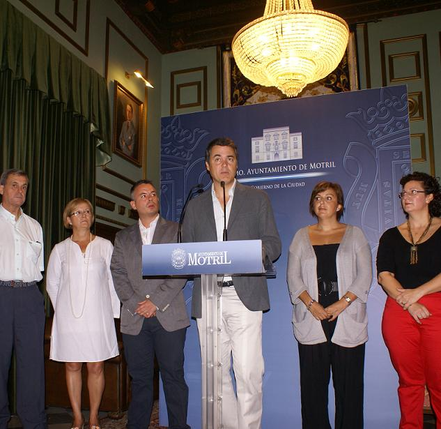 La unificación de las áreas municipales y la reducción en horas extras centran los 100 días para el Gobierno de Carlos Rojas