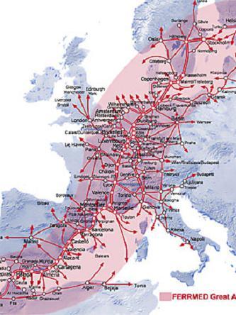 El Puerto defenderá en la cumbre de Bruselas el Corredor Ferroviario del Meditarráneo