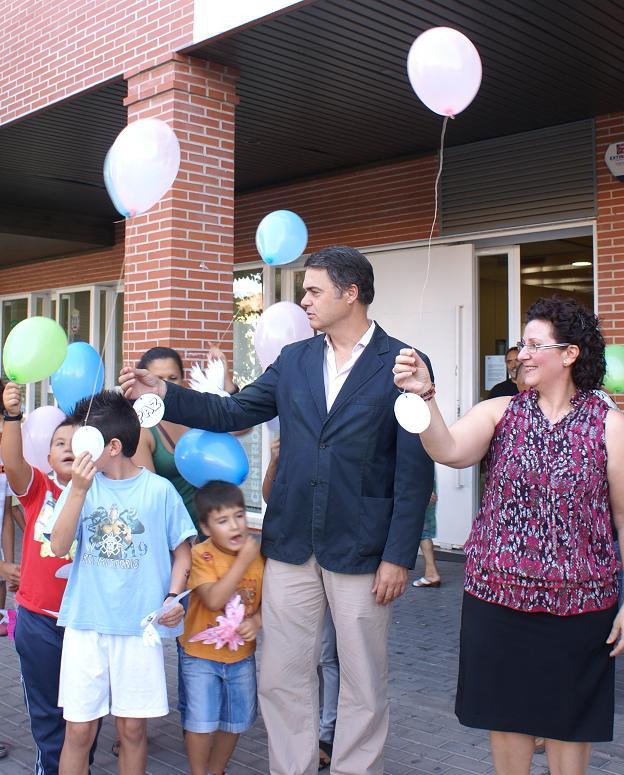 El Centro Intercultural acoge el Día Internacional de la Paz