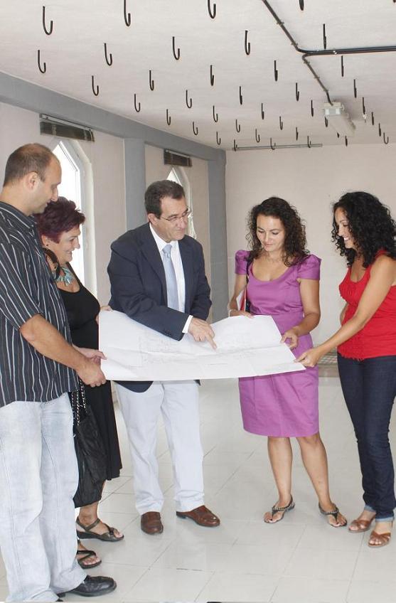 Órgiva contará con un nuevo centro para desarrollar proyectos emprendedores