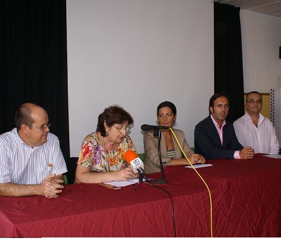 El Aula Permanente de Formación Abierta da la bienvenida al curso 2011-2012
