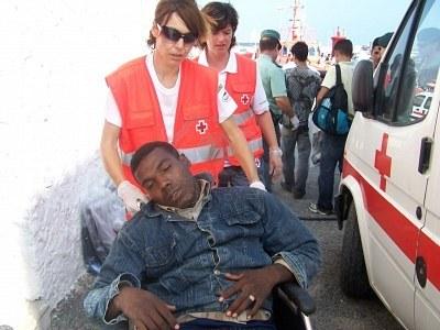 Cruz Roja afirma que se ha duplicado el número de inmigrantes que llegan en patera a Motril