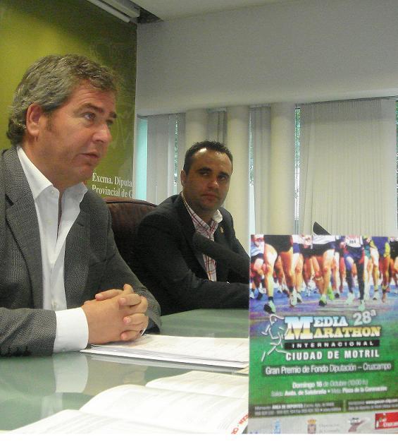 La XXVIII Media Marathón de Motril reunirá el domingo a la élite del atletismo internacional y a más de 1.200 corredores de toda la provincia