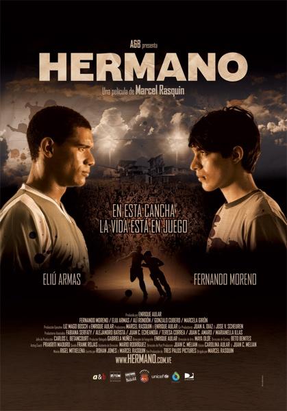 Este viernes se proyecta en Salobreña la película Hermano